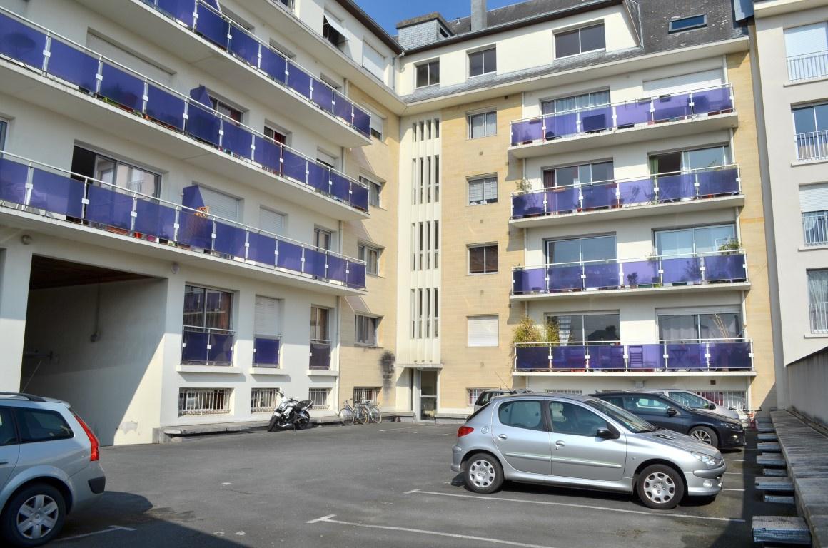 Caen grand 2PP avec balcon