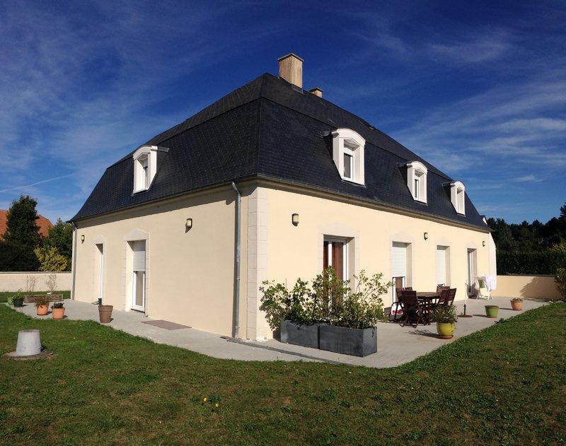 Maison d'architecte - Caen nord