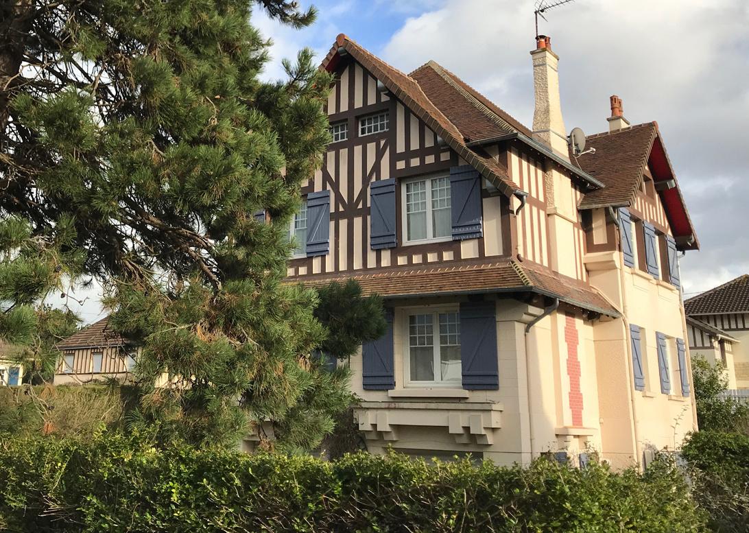Vente Villa anglo normande idéalement située